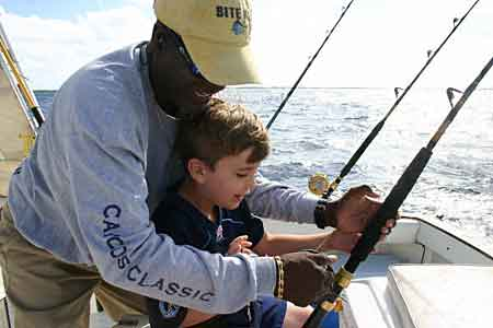 Connect Your self the Wonderful Capture With one of these Deep sea Angling Ideas